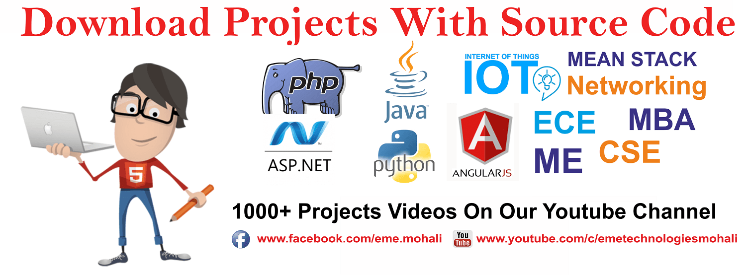 Download PHP Projects with source code