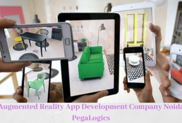 Find Top Augmented Reality App Development Company Noida- PegaLogics