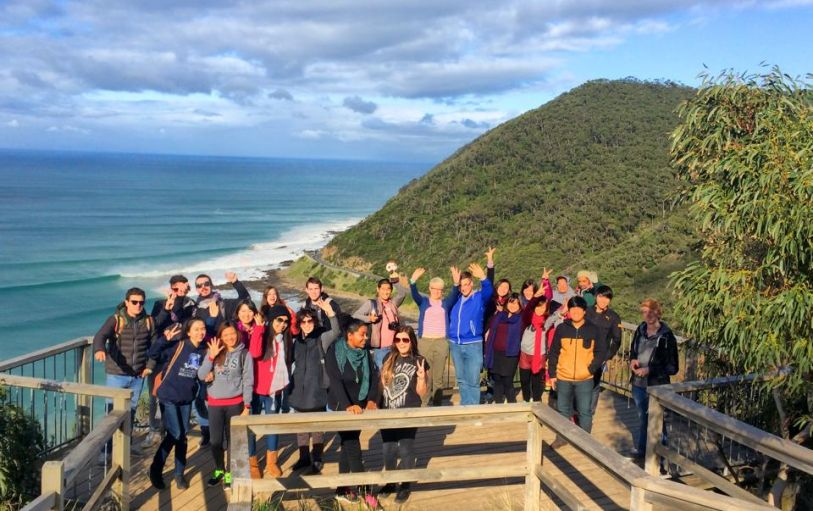 Great Ocean Road Tour in Melbourne
