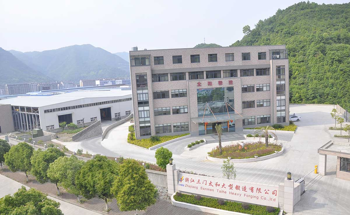Zhejiang Sanmen Taihe Heavy Forging Co., Ltd