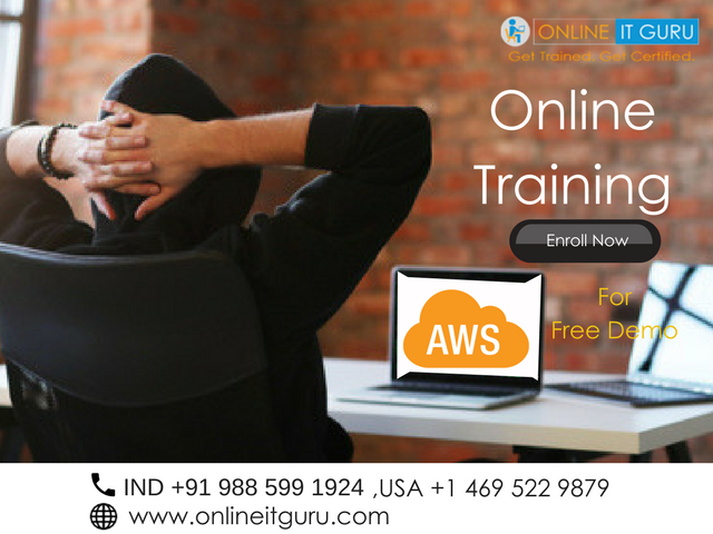 AWS Training | Way to master Cloud Computing | OnlineITGuru