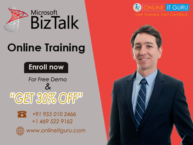 Learn Biztalk Course By Real-Time Experts