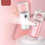 Nano Sprayer USB Rechargeable Facial Steamer