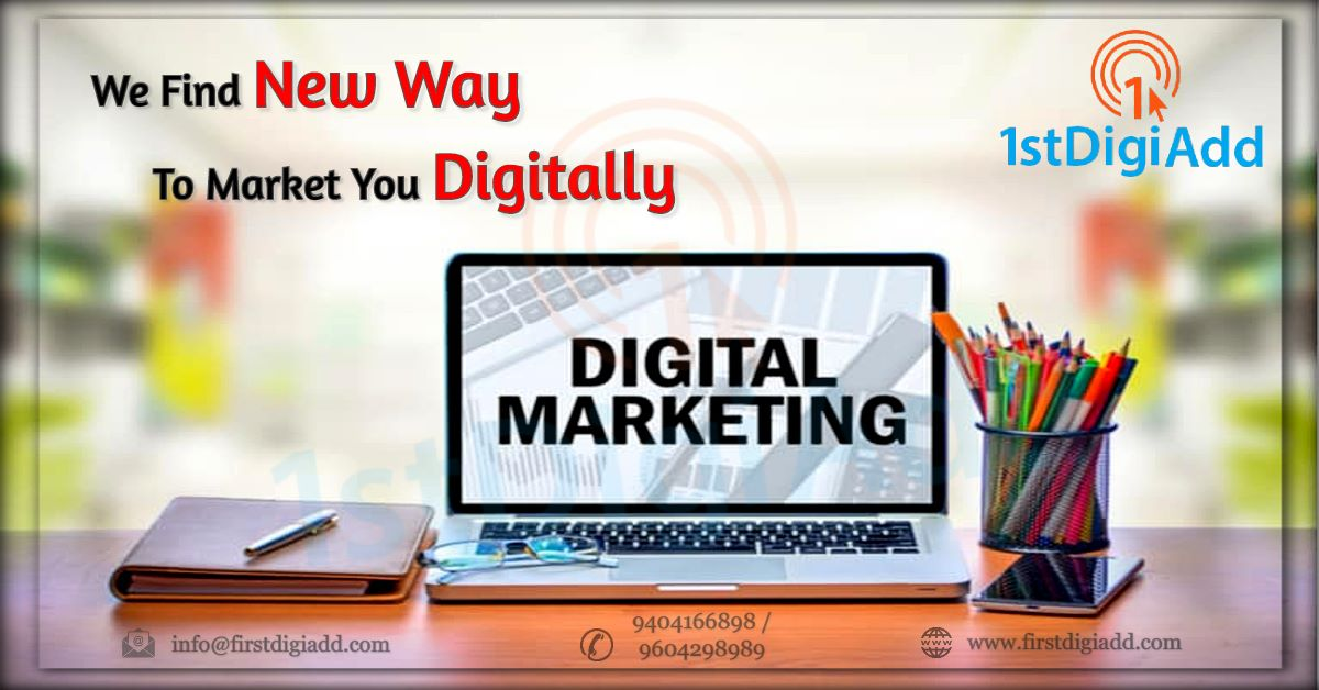 Boost Your Business with FirstDigiAdd | Best Digital Marketing Company in Pune