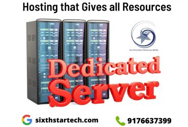 Vps hosting in chennai – Sixthstar technologies