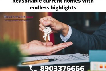Flats sale in trichy – Sixthstar Homes