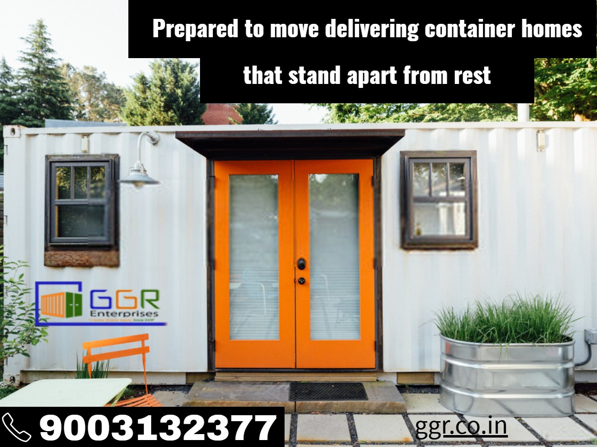 Used Shipping container Manufacturer – GGR Enterprises