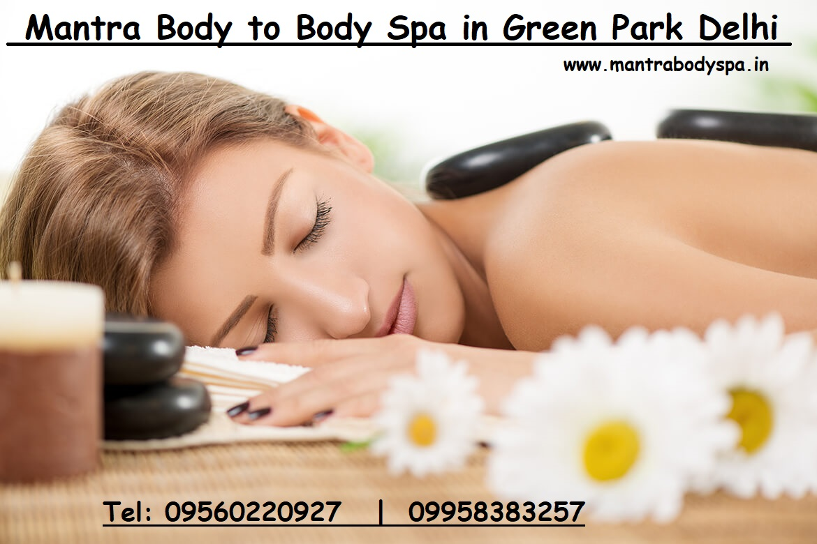 Sensual Nuru Body to Body Massage in Green Park Delhi With Extra Service