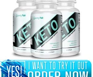 Lively Peak Keto – Improve your keto diet today!