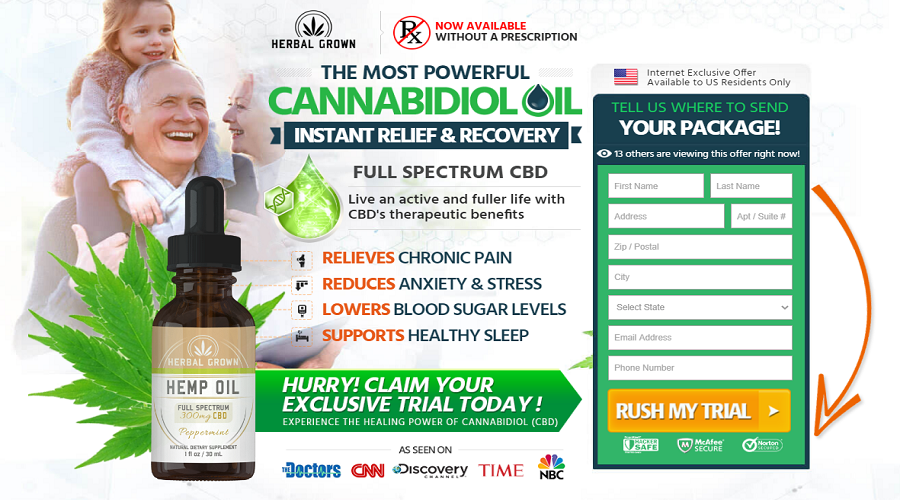 Benefits and Uses of Herbal Grown CBD Oil (Plus Side Effects)