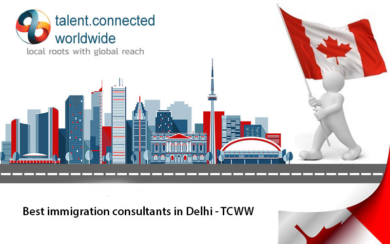 immigration consultant in Delhi