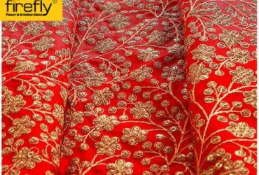 Buy Exquisitely Designed Embroidered Fabrics