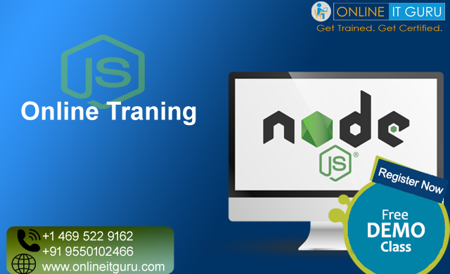 Enroll Now NodeJS Online Training