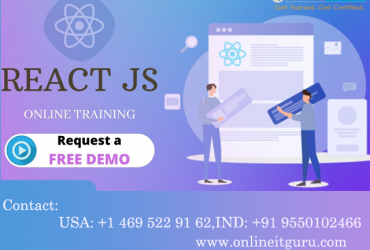 ReactJS Training | ReactJS Certification Course | OnlineITGuru