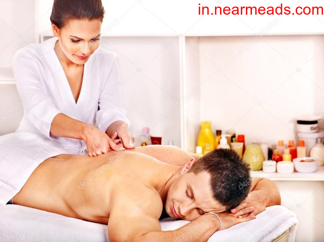 Female to Male Happy Ending Body Massage in Kharghar 8879053009