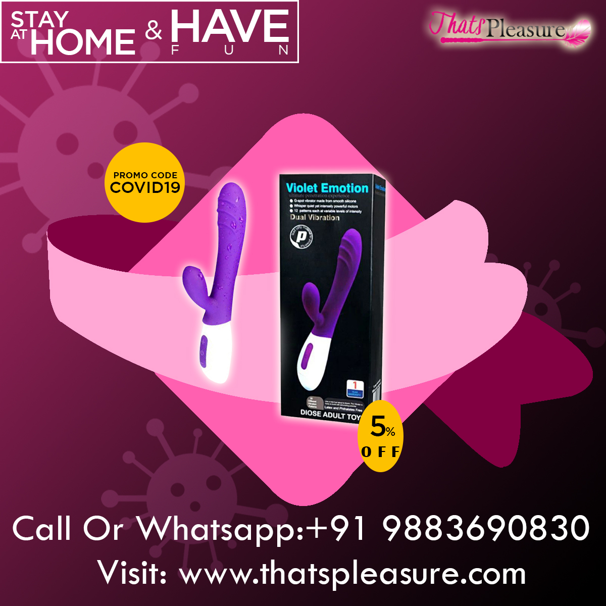 Buy Great Pleasure Sextoys in Hyderabad